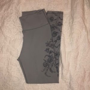 Fabletics powerhold embroidered legging